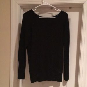 Loft Black Sweater